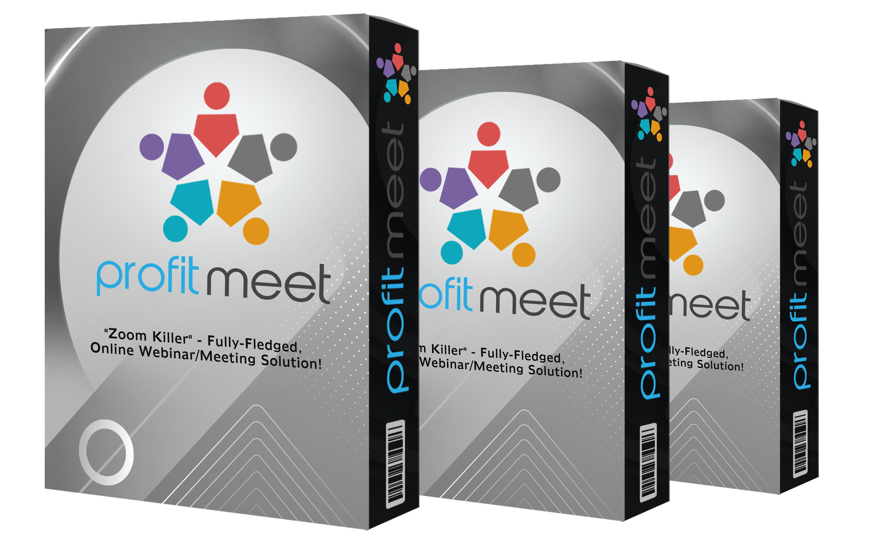 """ProfitMeet is a brand new cloud-based platform that lets you run unlimited webinars, video conferences and online meetings with zero monthly fees. An ultimate """"Zoom Killer"""" brand new cloud platform to make money with video marketing."""